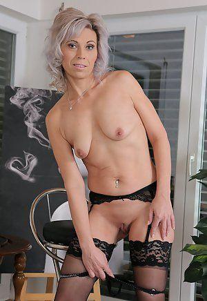 Katia mine granny granma old naked nude love