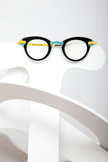 Anne Et Valentin Collection Tab A112 Eyeglasses