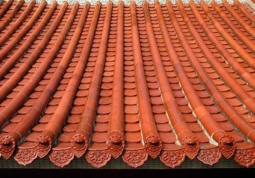 Chinese Temple Roofs By Shi Yali Asiastockimages Com 1