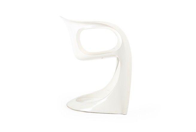 Four Casala Casalino Chairs - Mr. Bigglesworthy Designer Vintage Furniture Gallery $1000