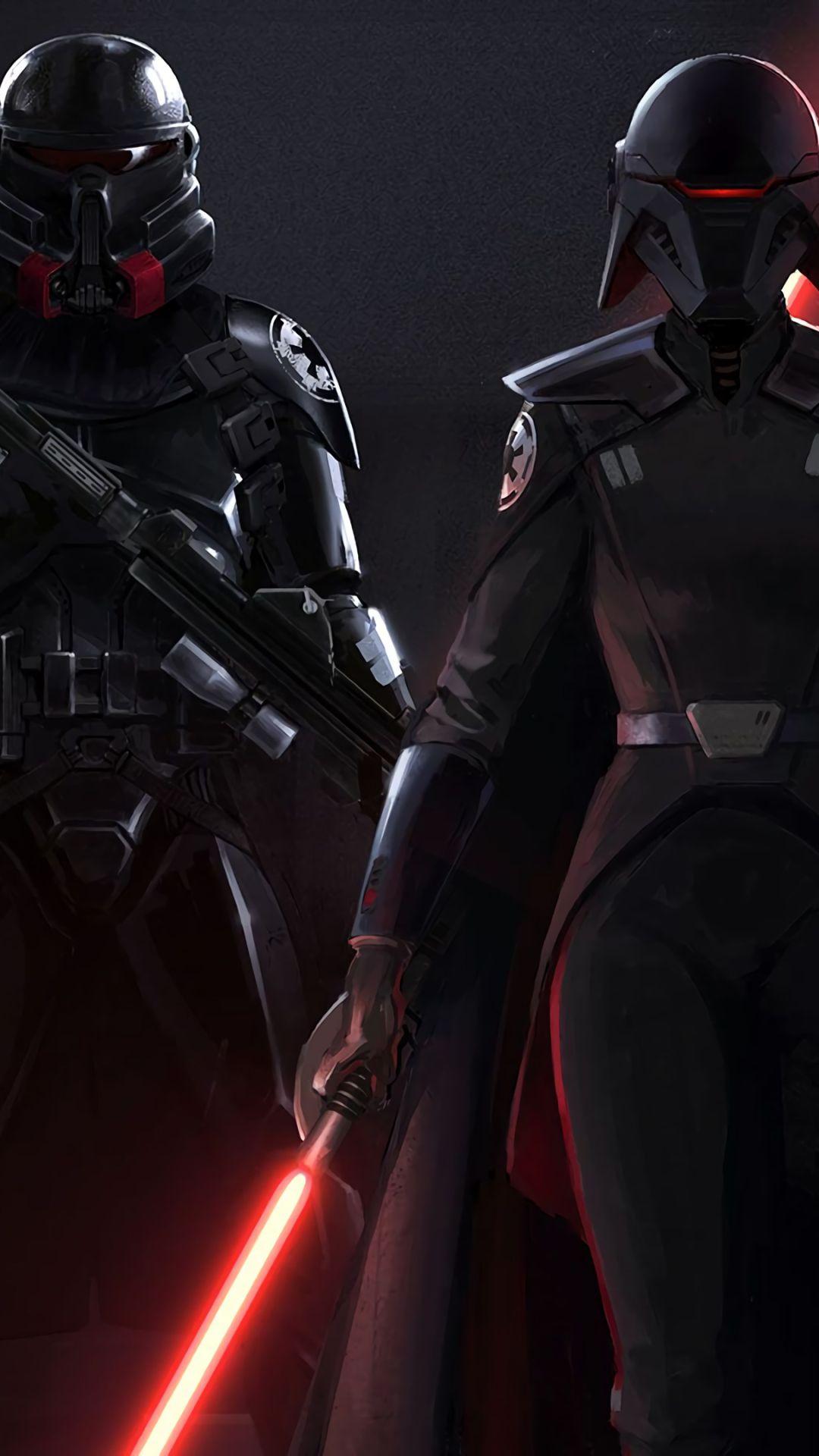 Download this Wallpaper Video Game/Star Wars Jedi Fallen