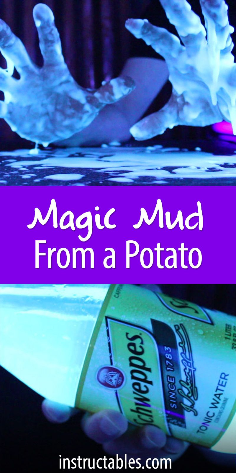 How to Make Magic Mud images