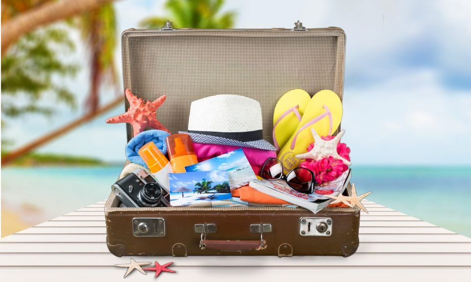 Pack Your Suitcase With Ma Travel Products This Summer Suitcase