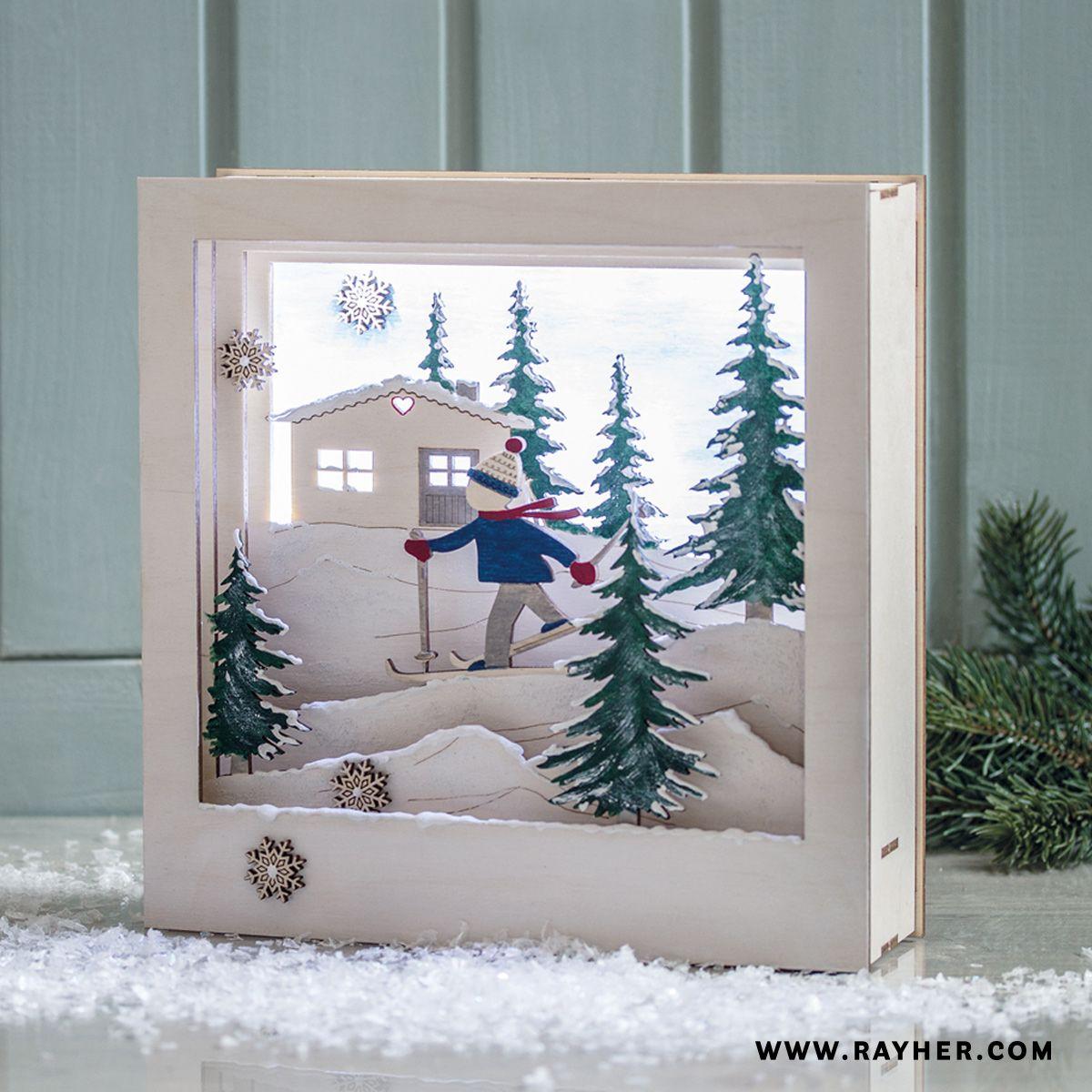 Holt Euch Euer Skigebiet Nach Hause Mit Zauberhaften
