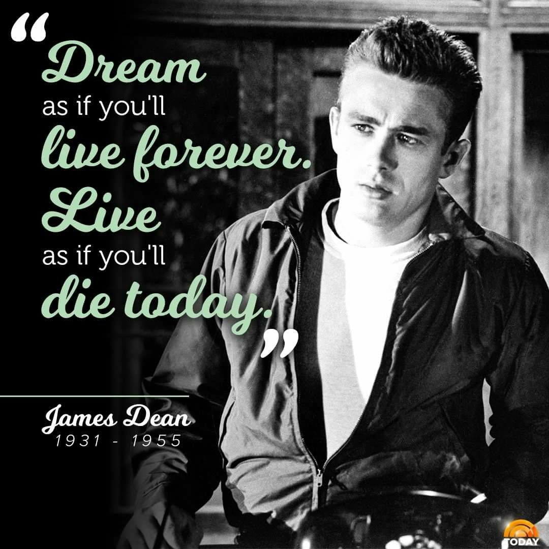 Pin on ♥James Byron Dean♥Too Fast to Live Too Young to