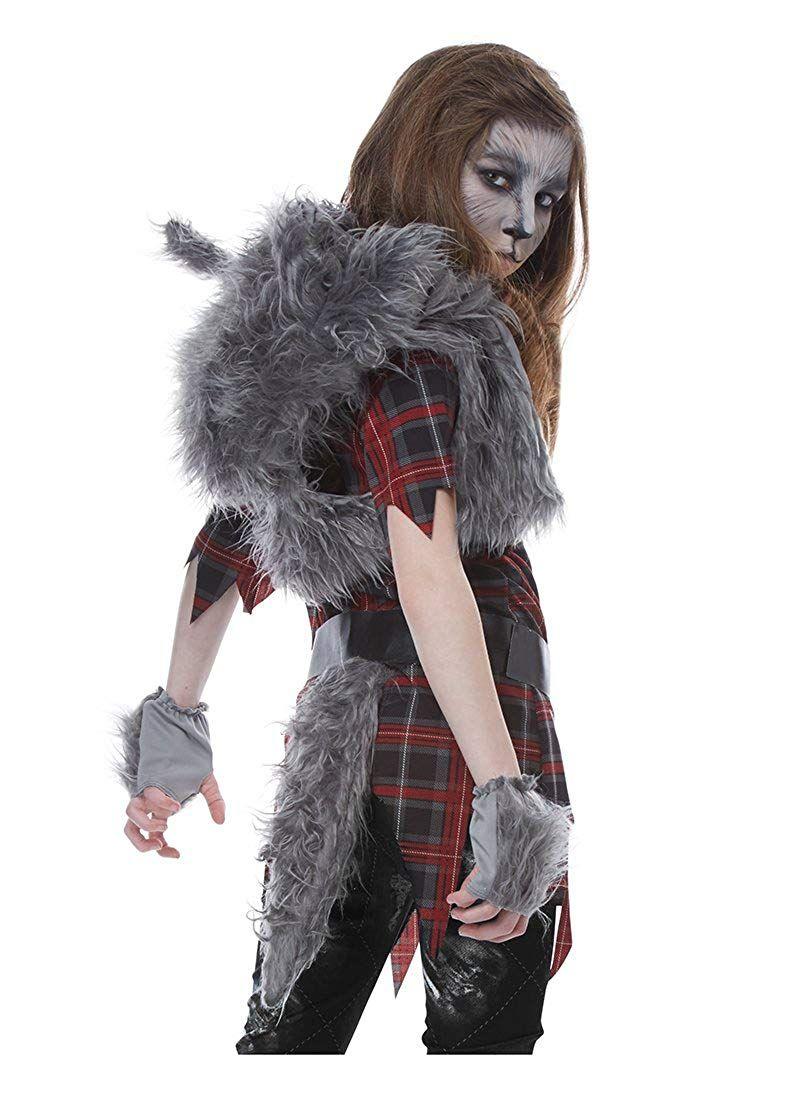 31 werewolf halloween costume girl in 2020 girl werewolf