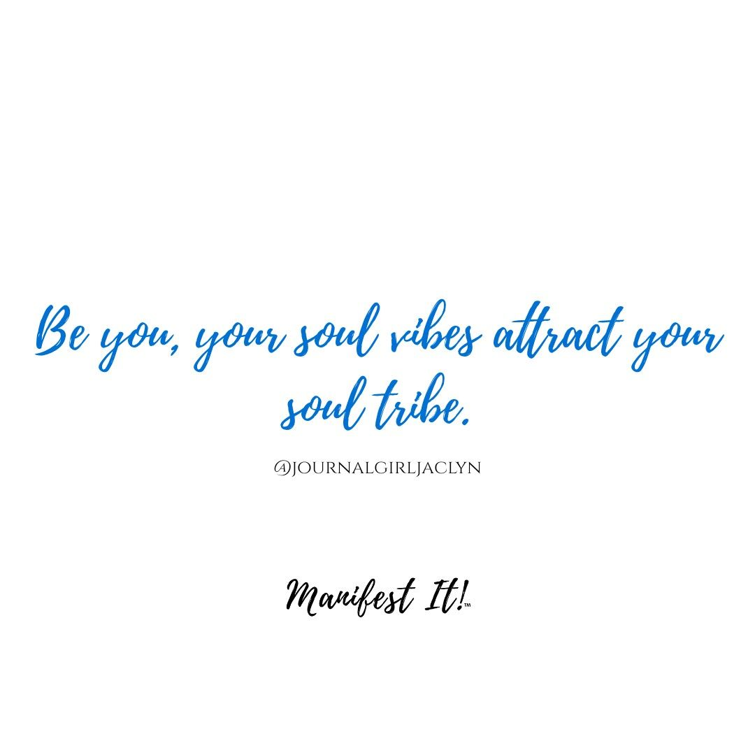 Do you change who you are in order to fit in Do you listen to your soul when making decisions both in your business and in your life
