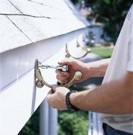 How To Install Rain Gutters Gutters Rain Gutters How To