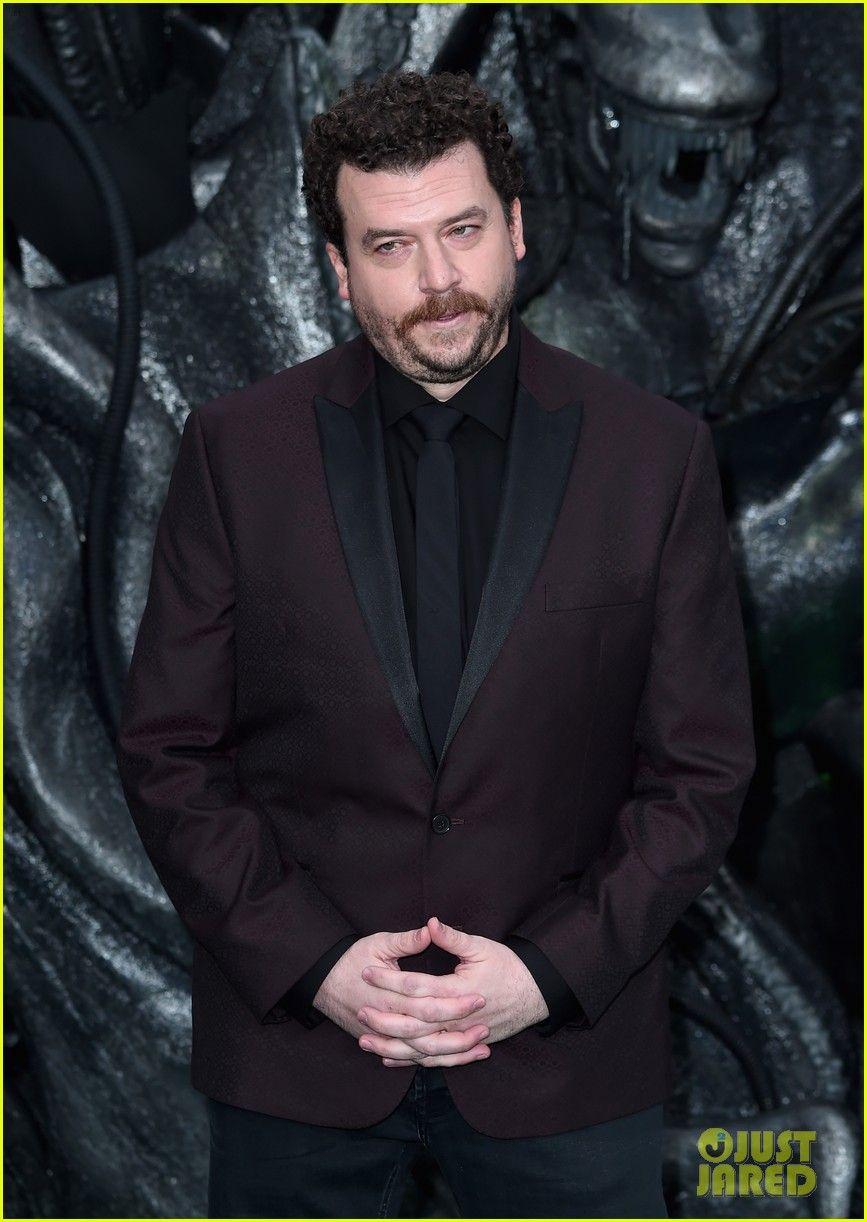 Danny McBride at the Premiere 'Alien Covenant' in London