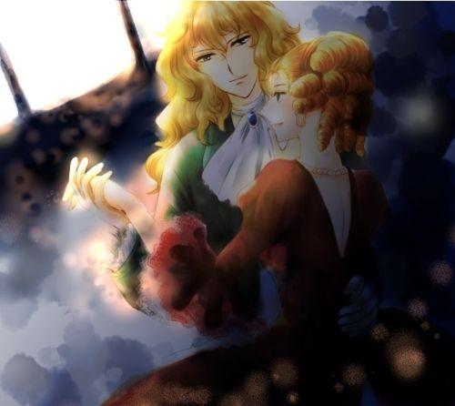 Mi Dulce Pecado Fanfic Yuri Capitulo 2 Rosas Y Aves Arte De Animación Versalles Versailles