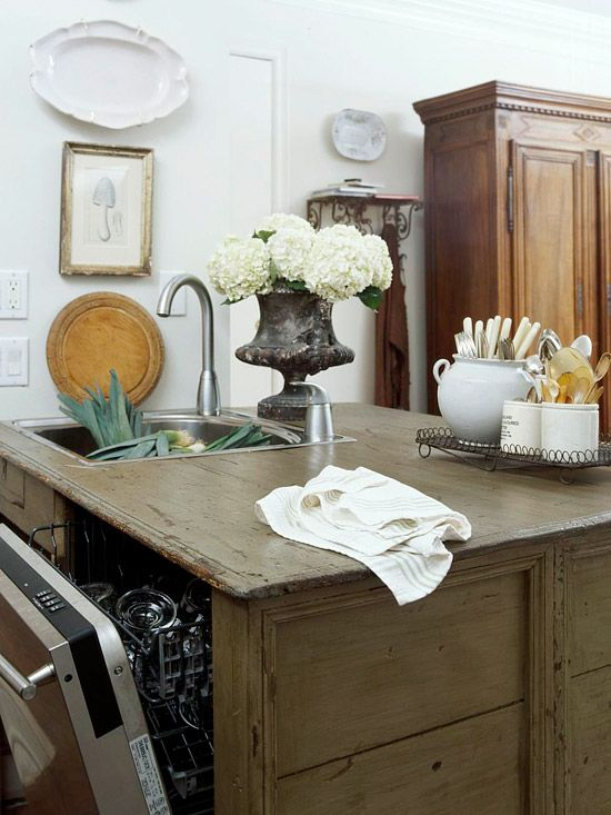 Budget Kitchen Remodeling: Under $5,000 Kitchens   Furniture Styles,  Stainless Steel Sinks And Dishwashers