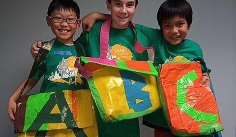 Duct Tape Challenge Summer Camp Seattle, Washington  #Kids #Events