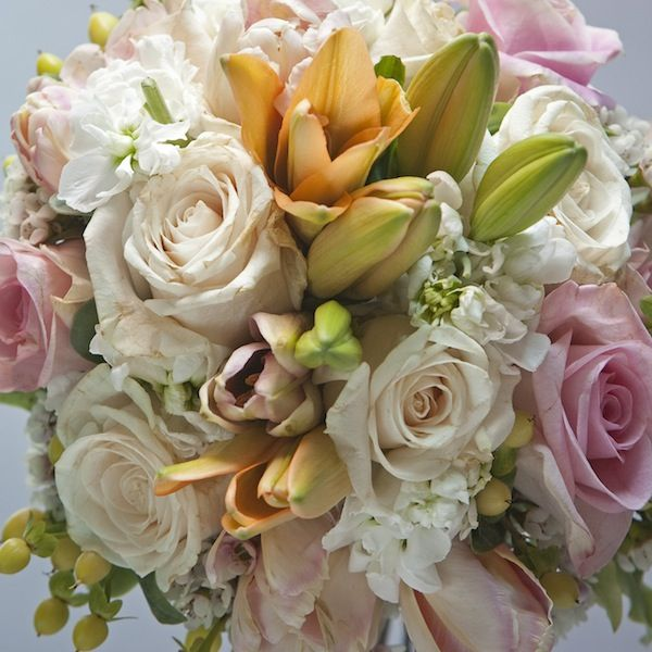 Designer Wedding Flowers: Michael Gaffney Floral Design