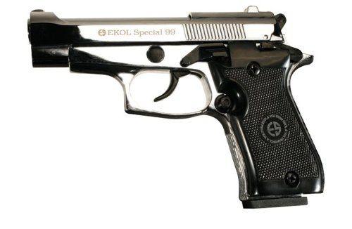 Cheap Discount Ekol Beretta 85 Front Firing Blank Gun