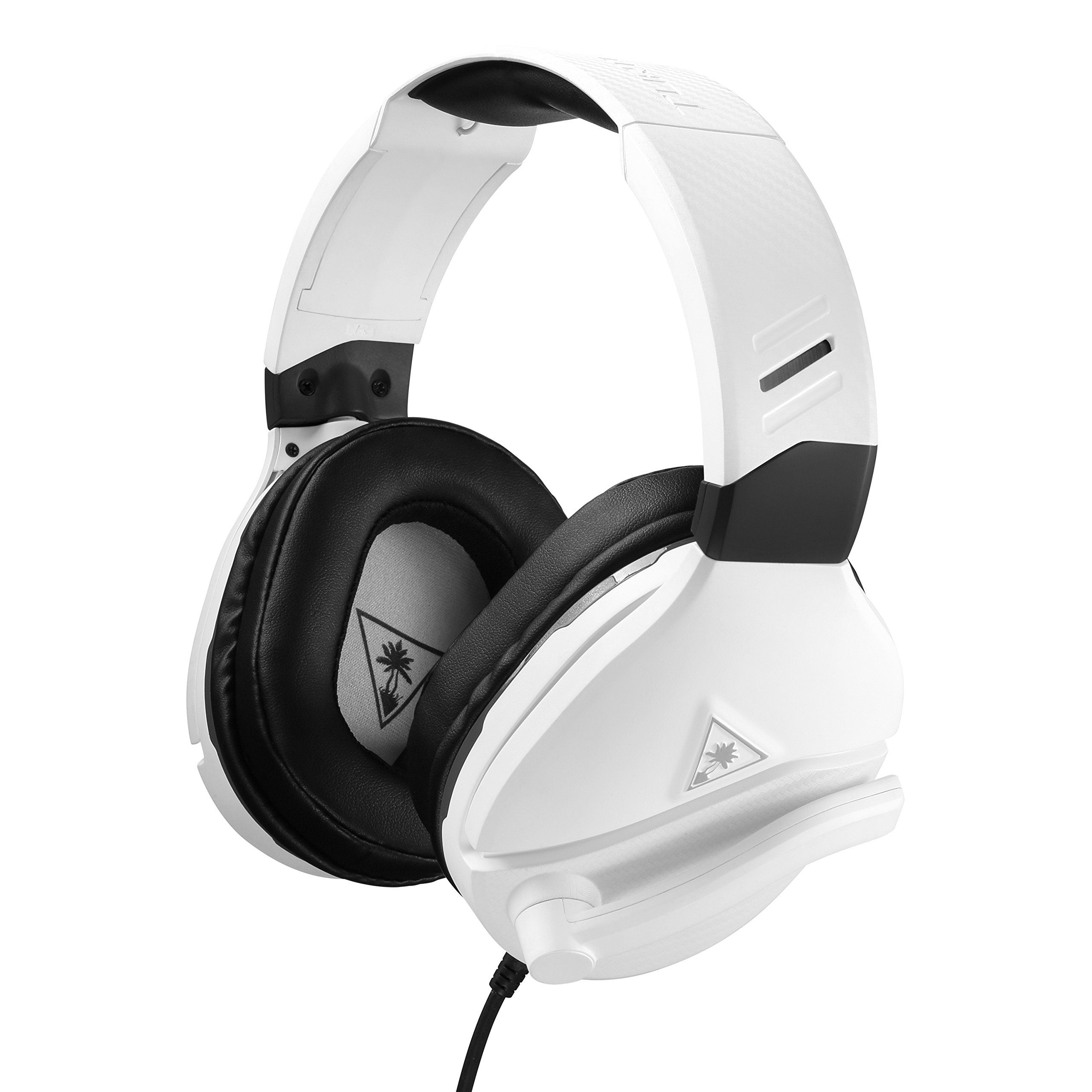 Turtle Beach Recon 200 White Amplified Gaming Headset For Xbox One Ps4 And Ps4 Pro White Recon Turtle Beach Turtle Beach Gaming Headset Headset