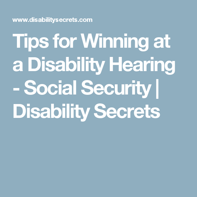 social security disability and casino winnings
