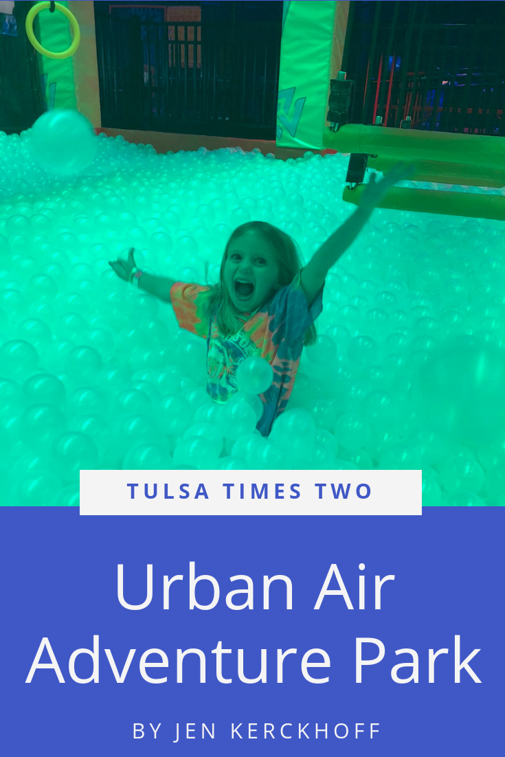 Urban Air Adventure Adventure, Urban