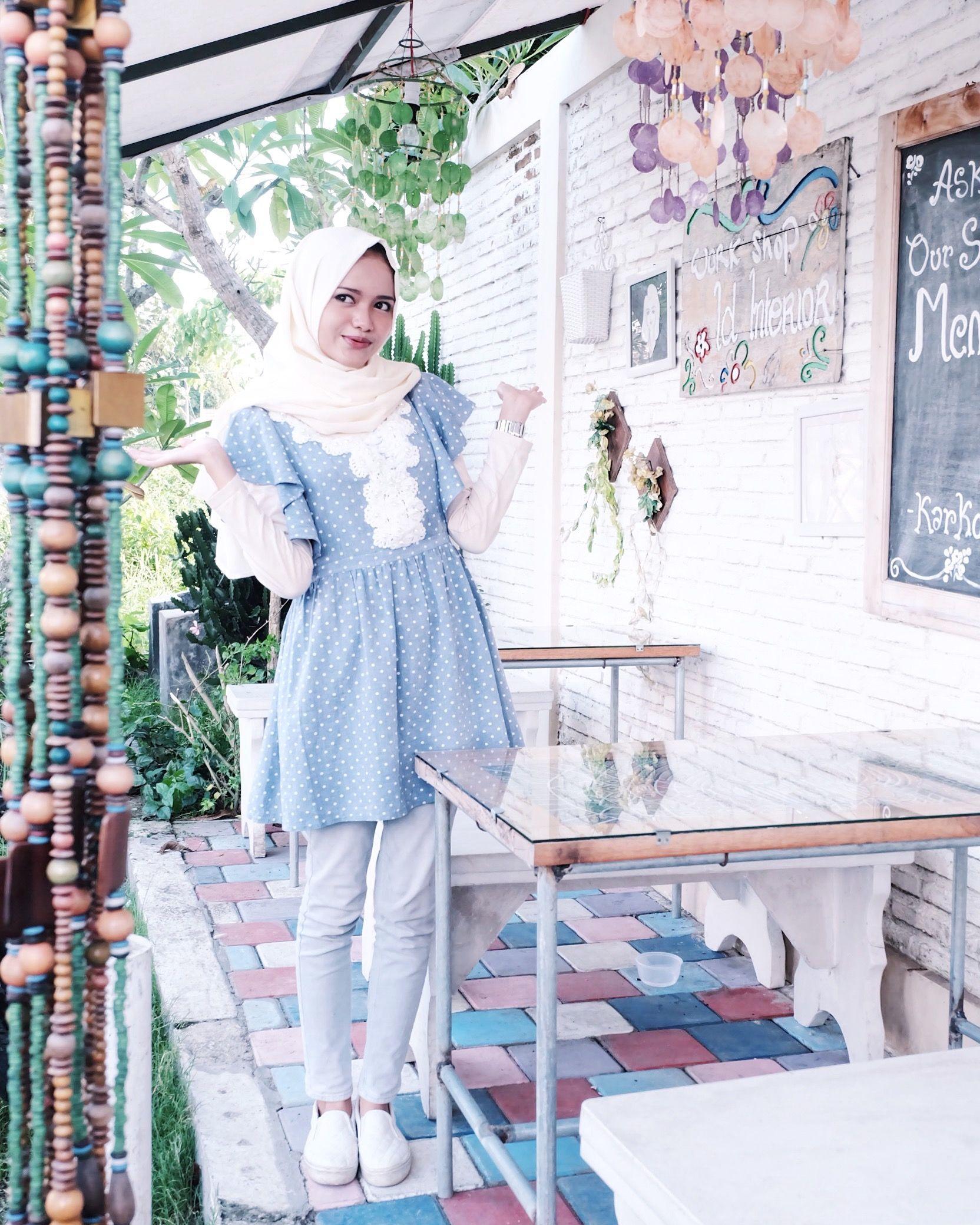 Hijab Mini Dress