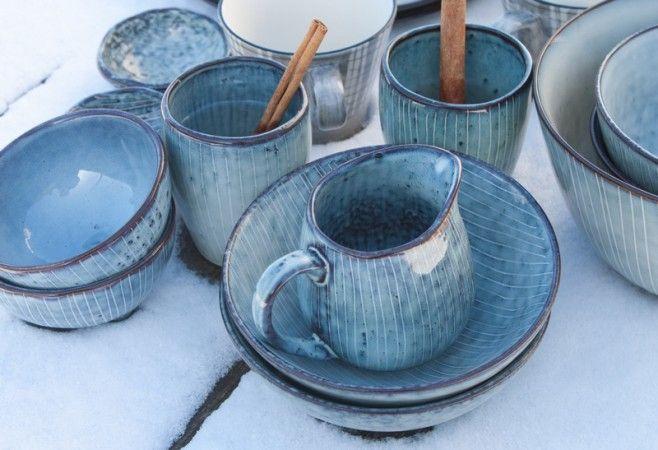 Ceramiques Scandinaves Aux Accents Du Sud The Blog Deco Vaisselle En Ceramique Ceramique Poterie