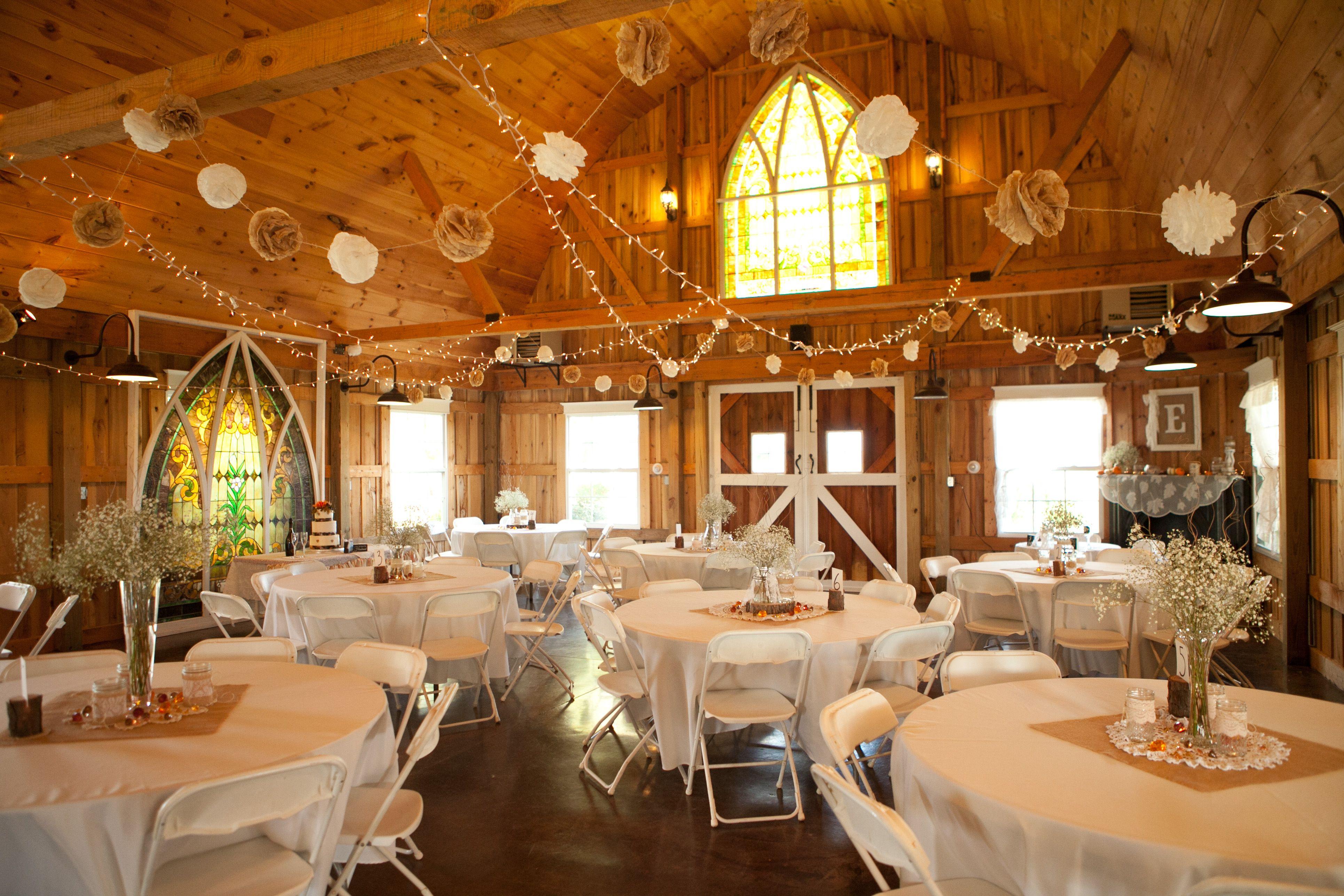 Cornelia community house wedding