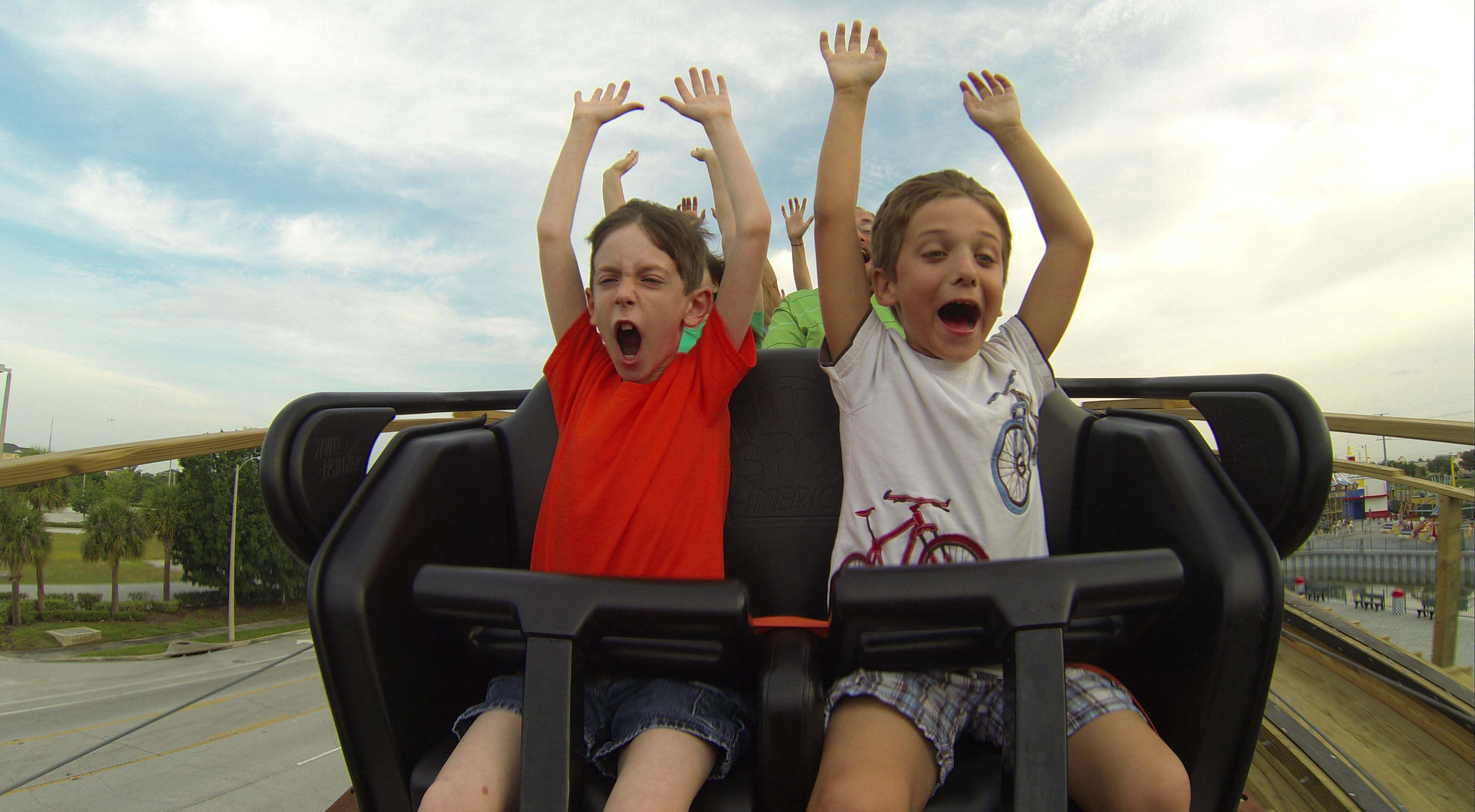 Rollercoasters Fun Spot America