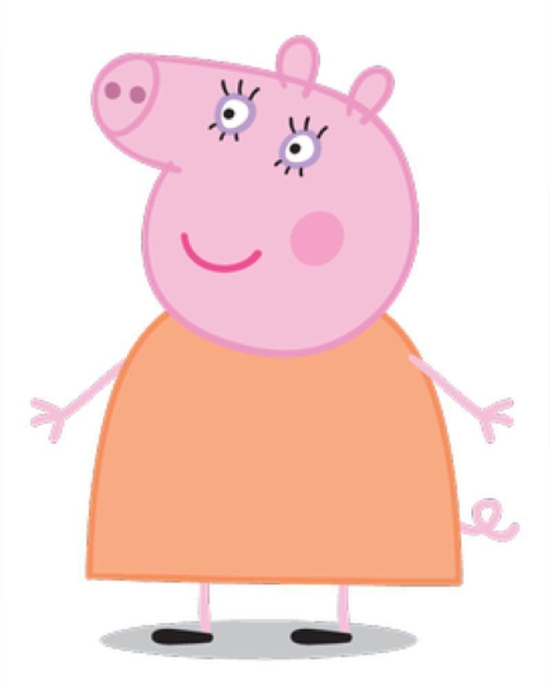 Mummy Pig Mummy Pig Pig Peppa Pig
