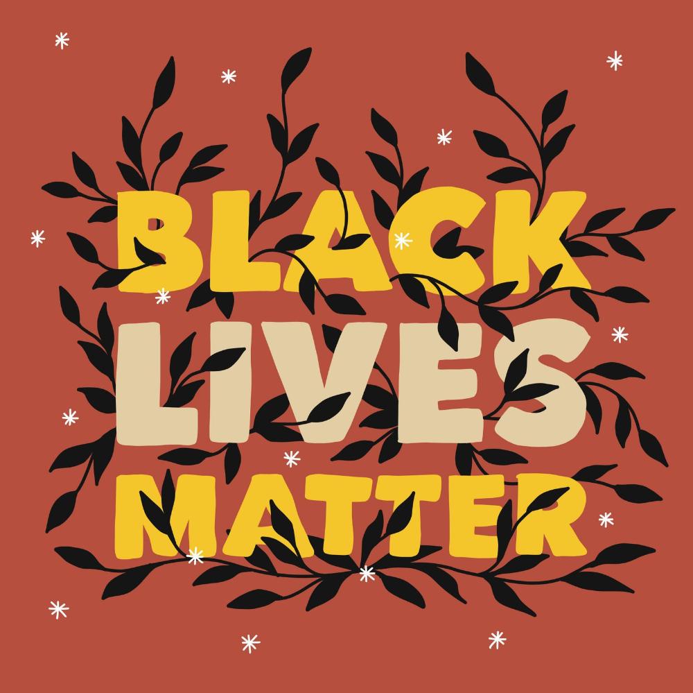 Black Lives Matter Poster Digital Download Etsy in 2020