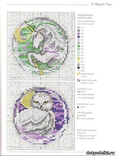Free Printable Unicorn Cross Stitch Patterns : printable, unicorn, cross, stitch, patterns, Cross, Stitch, Patterns, Knittting, Crochet, Unicorn, Pattern,, Dragon, Stitch,