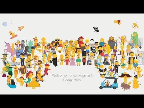 Google지도 # PegmanLive