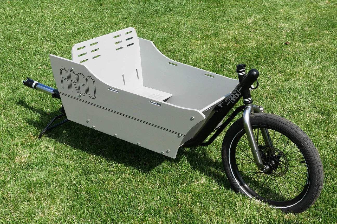 European Argo Cargo Kit Now Shipping Fahrrad Selber Bauen