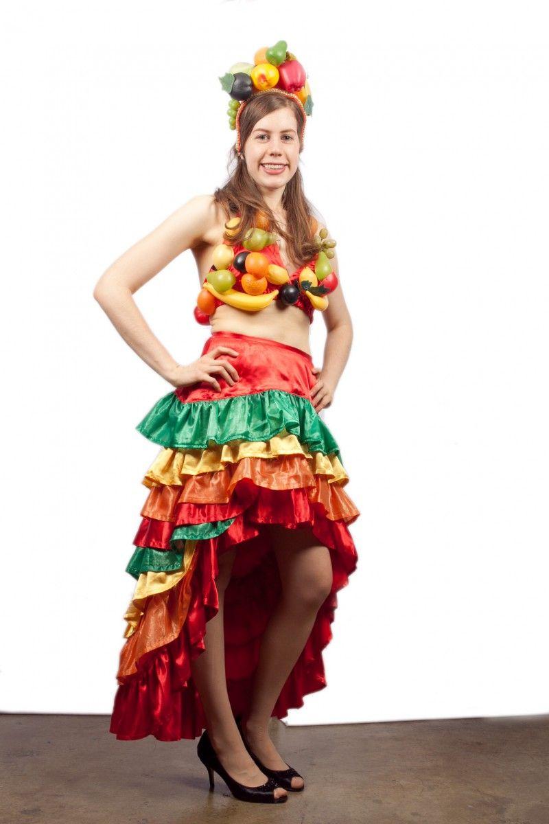 Carmen Miranda Costume Halloween Carmen Miranda
