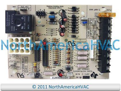 1085928 Oem Icp Heil Tempstar Comfortmaker Furnace Fan Control Circuit Board Circuit Board Circuit Control