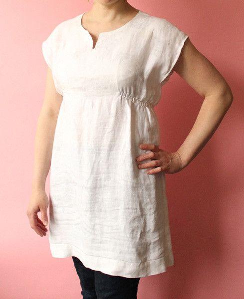 Bianca Sewing Pattern PDF | Kleidung und Nähen