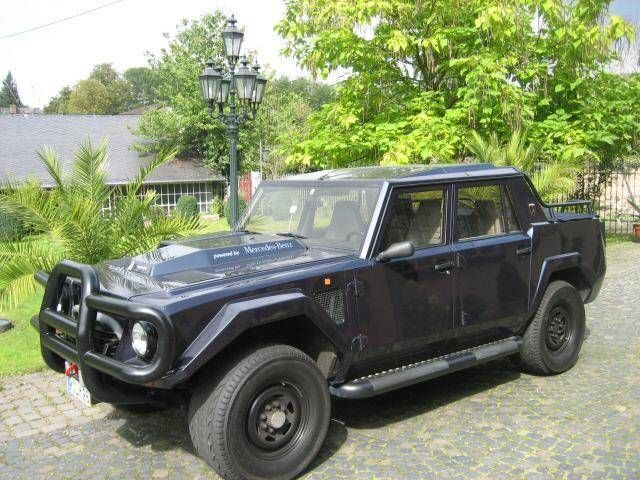 Lamborghini Jeep For Sale Lamborghini Lm002 With Mercedes Amg Tech For Sale From Germany Mercedes Amg Jeep Vehicles