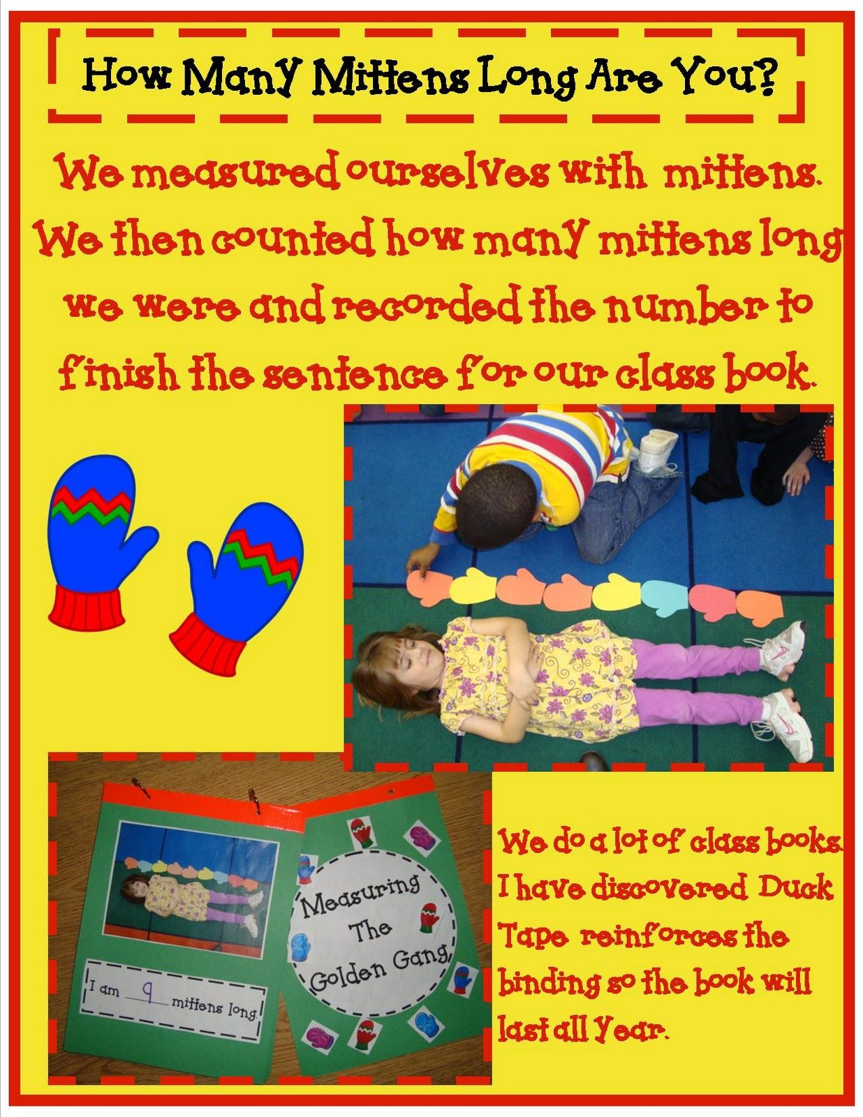 Here S A Terrific Activity For Using Mittens For