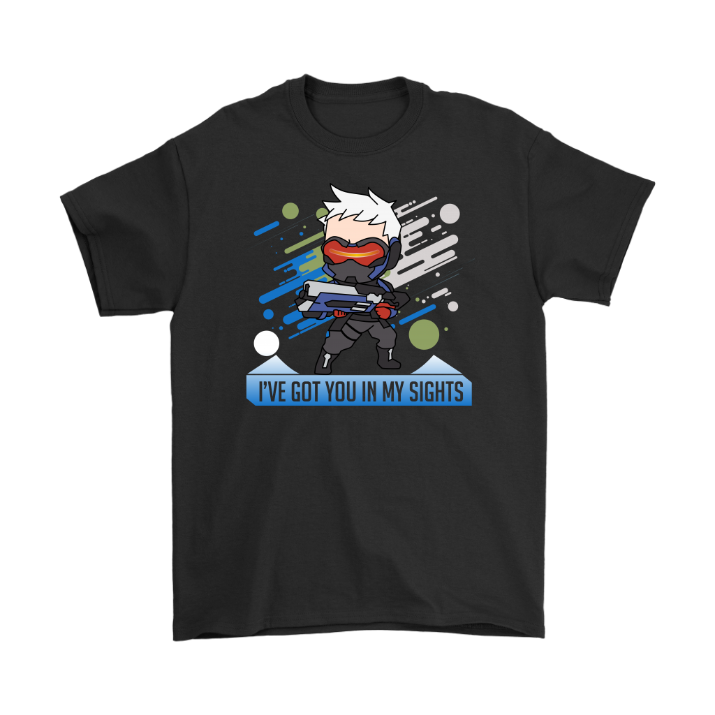 I've Got You In My Sights Small Soldier 76 Overwatch Shirts » NFL T-Shirts Store
