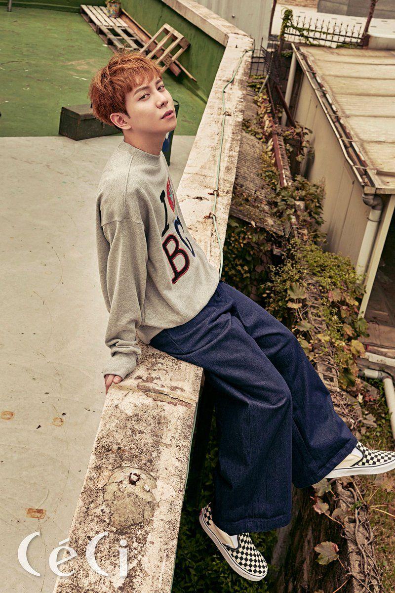 Block B kyung