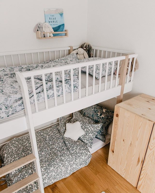 oliver furniture low wood loft bed - a cool alternative to ...