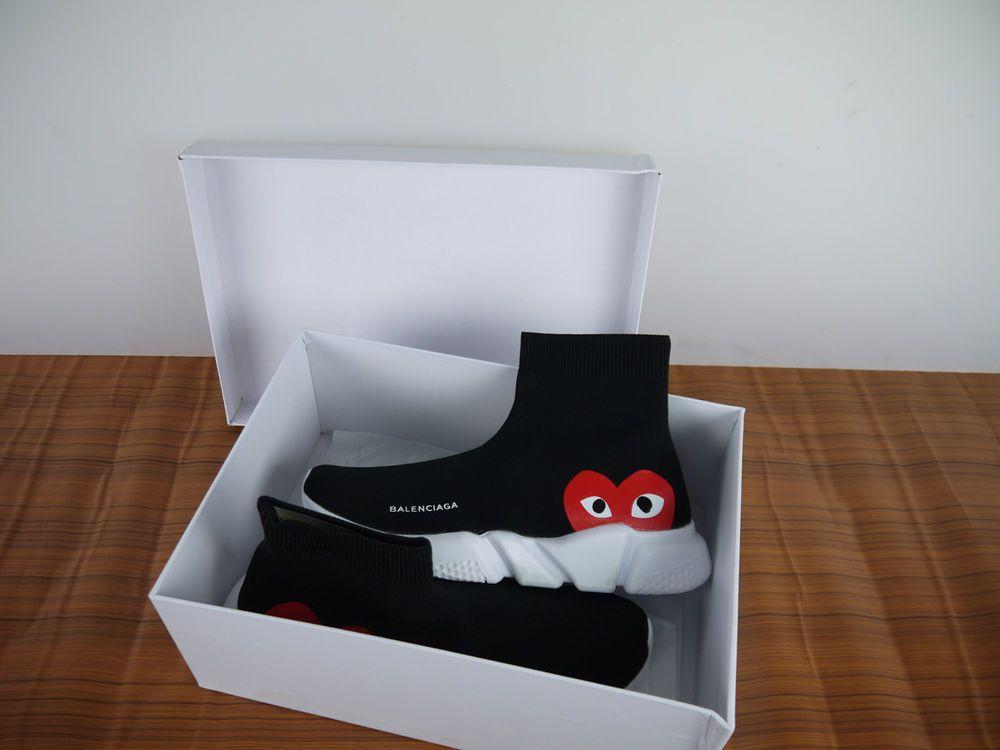 Size 11 Balenciaga x Comme Des Garcons