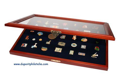 Vitrine Pour Pin S Et Insignes Vitrine Rangement Objets De Collection