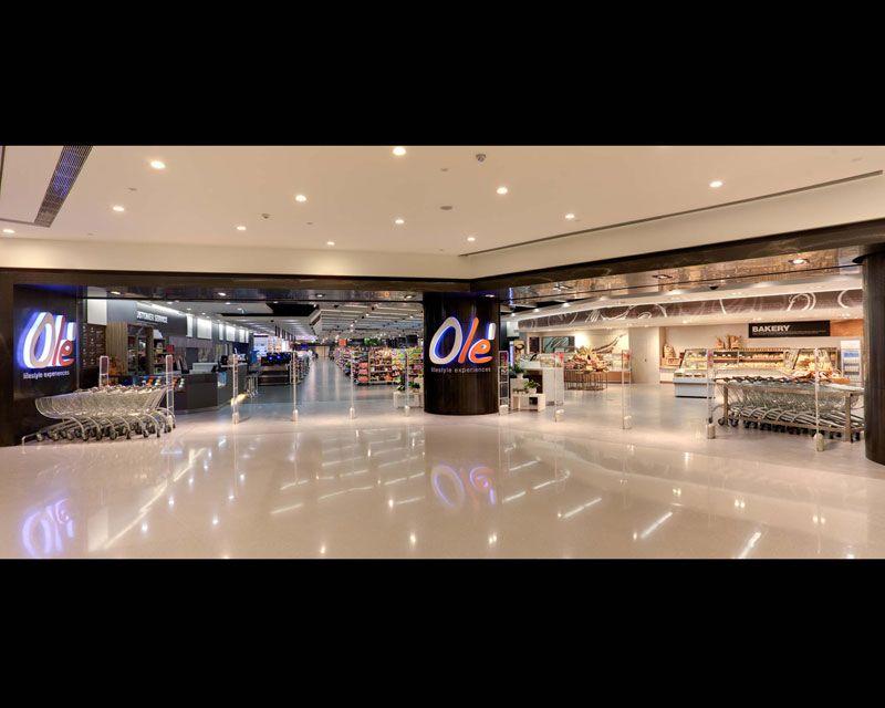Ole' Supermarket G4: Clear Communication MixC, Cheng Hua District, Chengdu, China