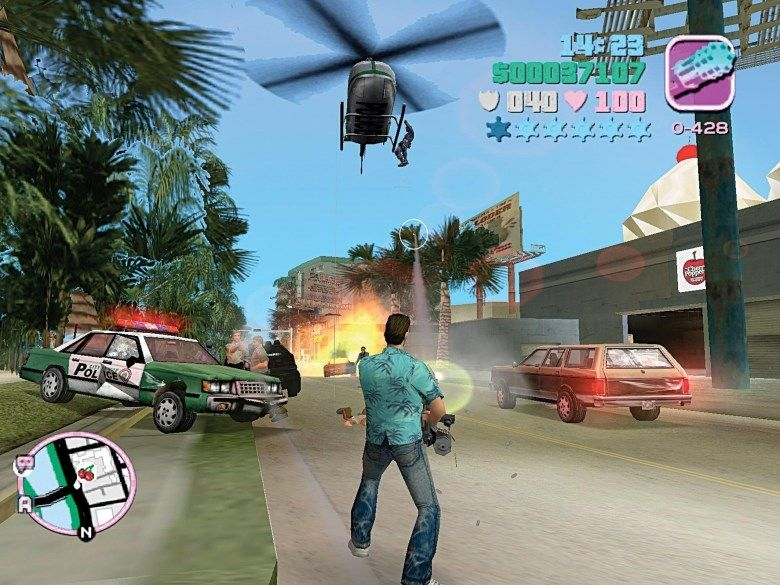 I Really Love To Play Gta Vice City From My Young Age Days To Till Now It Is One Of Most Successful Video Game In World Of Gaming Gta Grand