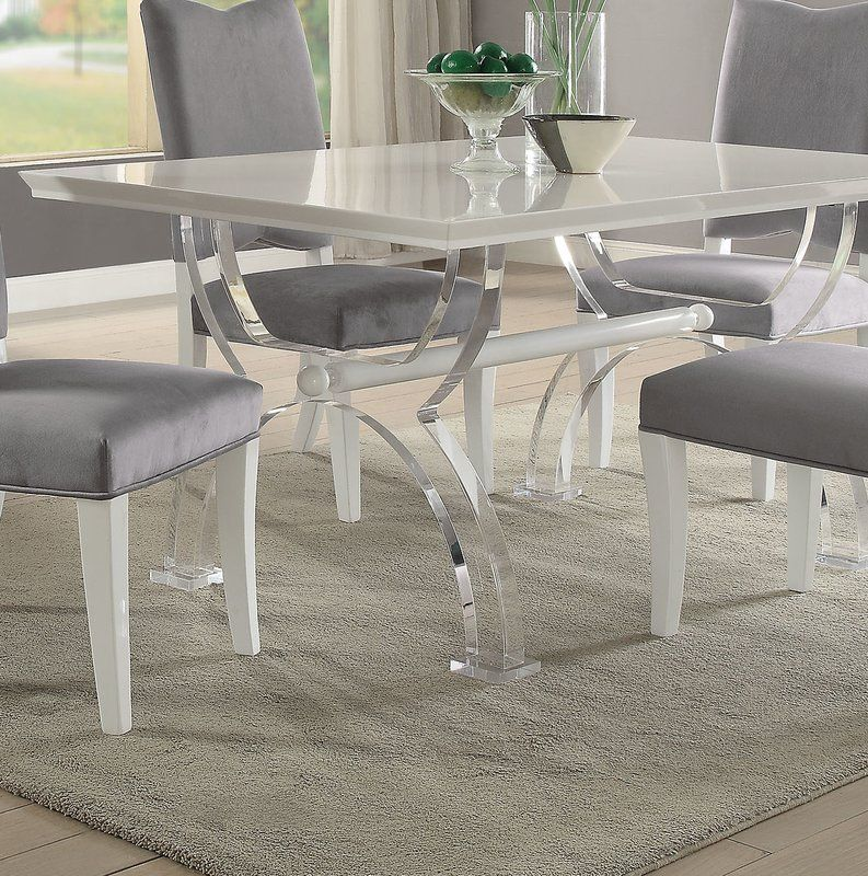 Mercer41 Juliette Dining Table, Wayfair Dining Room Table And Chairs