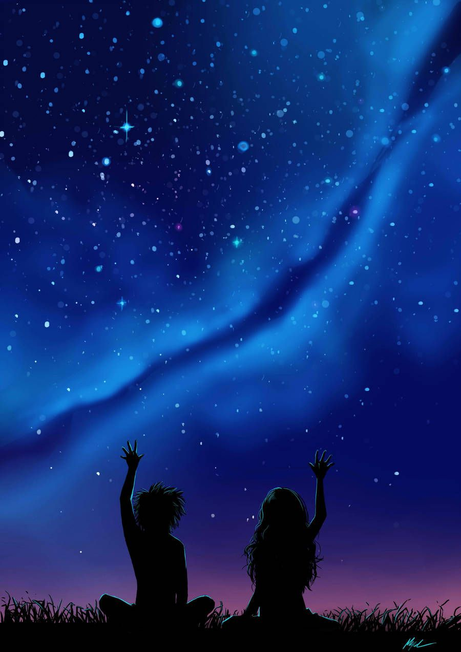Touching the Stars by Myed89 on DeviantArt