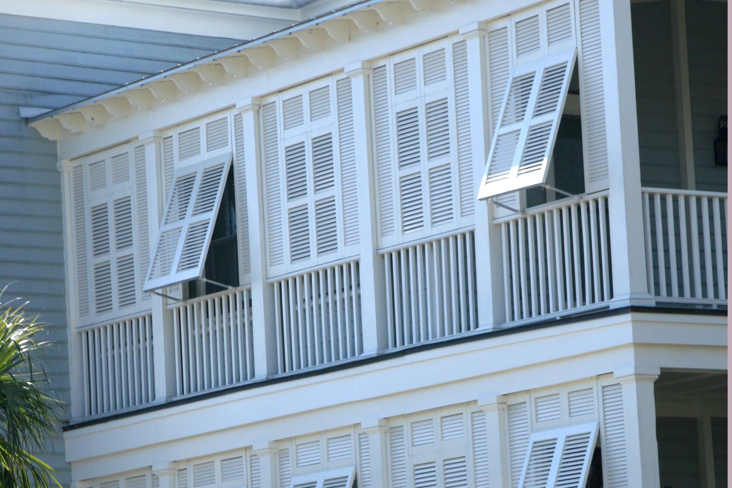 Bahama Shutter    Warm Tropical Breezes And A Whole Wall Of Shutters