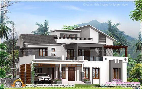 For A Big Family Denah Desain Rumah Rumah Minimalis Desain Rumah