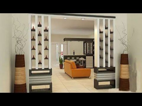 100 Rooom Divider Ideas Home Wall Partition Design Catalogue 2019 Youtube Living Room Partition Modern Room Divider Wall Partition Design
