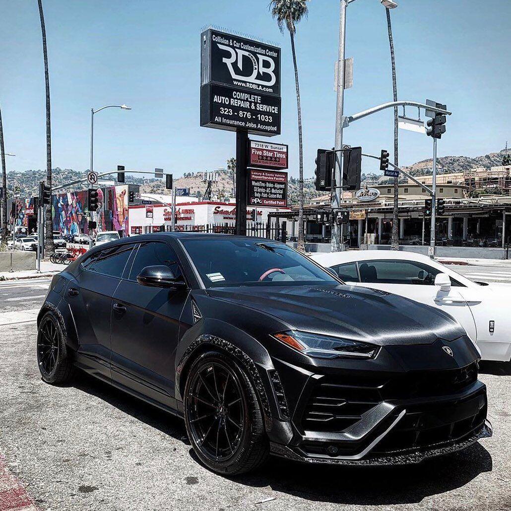 Luxury Suv S On Instagram Lamborghini Urus Rdbla Lamborghini Urus Suv Black Luxury Di 2020 Suv Lamborghini Instagram
