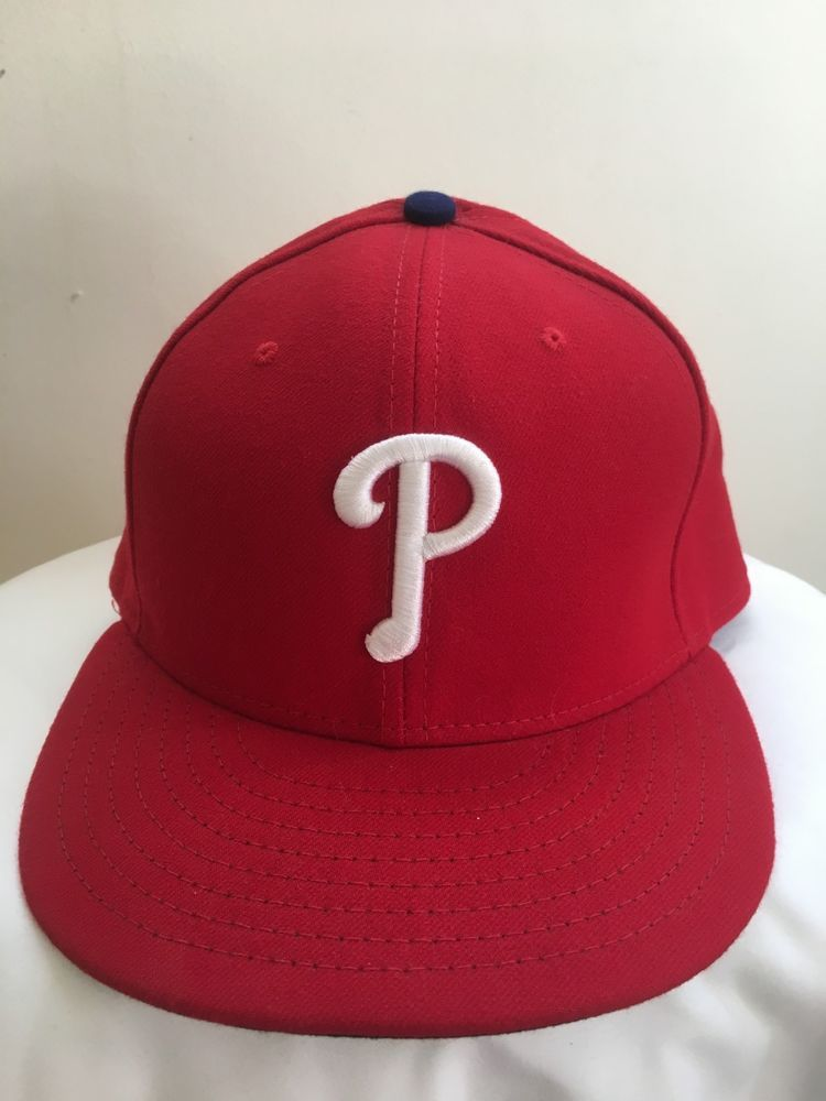 536119ed98224d New Era Philadelphia Phillies GAME 59Fifty Fitted Hat (Red) MLB Cap  #fashion #clothing #shoes #accessories #mensaccessories #hats (ebay link)