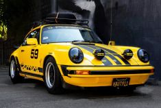 Photo of Rally-Style 1977 Porsche 911S